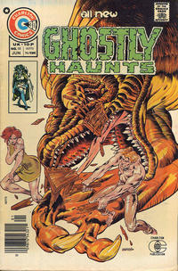 Cover Thumbnail for Ghostly Haunts (Charlton, 1971 series) #50