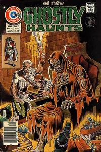 Cover Thumbnail for Ghostly Haunts (Charlton, 1971 series) #51