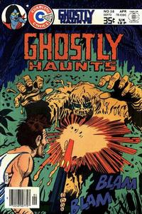 Cover Thumbnail for Ghostly Haunts (Charlton, 1971 series) #58