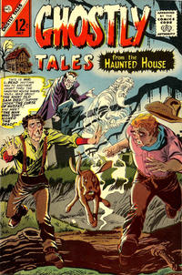 Cover Thumbnail for Ghostly Tales (Charlton, 1966 series) #56