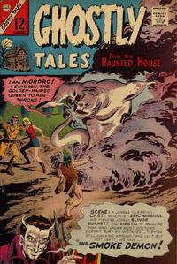 Cover Thumbnail for Ghostly Tales (Charlton, 1966 series) #59