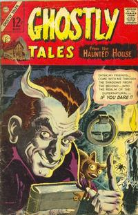 Cover Thumbnail for Ghostly Tales (Charlton, 1966 series) #60