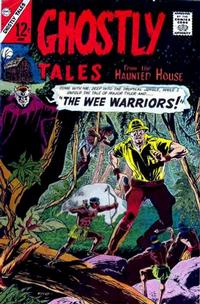 Cover Thumbnail for Ghostly Tales (Charlton, 1966 series) #61