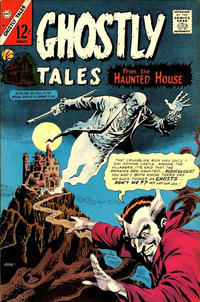 Cover Thumbnail for Ghostly Tales (Charlton, 1966 series) #62