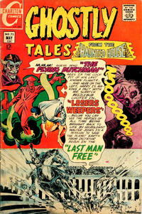 Cover Thumbnail for Ghostly Tales (Charlton, 1966 series) #73