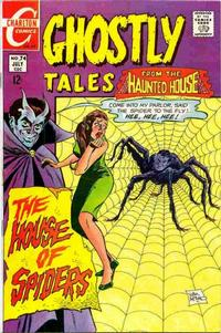 Cover Thumbnail for Ghostly Tales (Charlton, 1966 series) #74