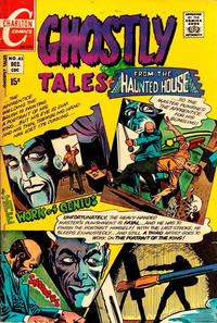 Cover Thumbnail for Ghostly Tales (Charlton, 1966 series) #83