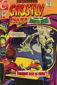 Cover Thumbnail for Ghostly Tales (Charlton, 1966 series) #86