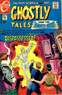 Cover Thumbnail for Ghostly Tales (Charlton, 1966 series) #90