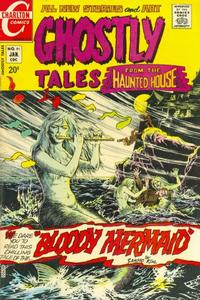Cover Thumbnail for Ghostly Tales (Charlton, 1966 series) #91