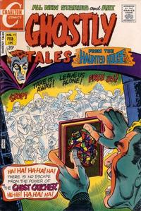 Cover Thumbnail for Ghostly Tales (Charlton, 1966 series) #92