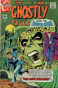 Cover Thumbnail for Ghostly Tales (Charlton, 1966 series) #93