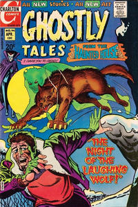 Cover Thumbnail for Ghostly Tales (Charlton, 1966 series) #94