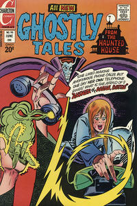 Cover Thumbnail for Ghostly Tales (Charlton, 1966 series) #95