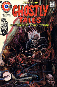 Cover Thumbnail for Ghostly Tales (Charlton, 1966 series) #112