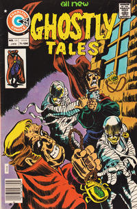 Cover Thumbnail for Ghostly Tales (Charlton, 1966 series) #119