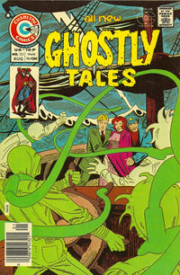 Cover Thumbnail for Ghostly Tales (Charlton, 1966 series) #122