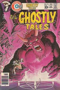 Cover Thumbnail for Ghostly Tales (Charlton, 1966 series) #124