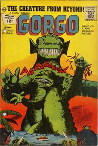 Cover Thumbnail for Gorgo (Charlton, 1961 series) #9