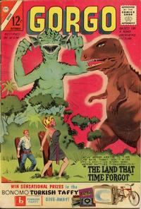 Cover Thumbnail for Gorgo (Charlton, 1961 series) #15