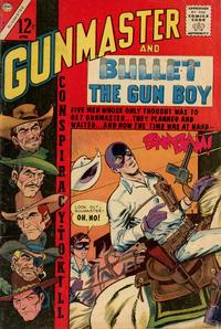 Cover Thumbnail for Gunmaster (Charlton, 1964 series) #4