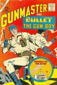 Cover Thumbnail for Gunmaster (Charlton, 1965 series) #85