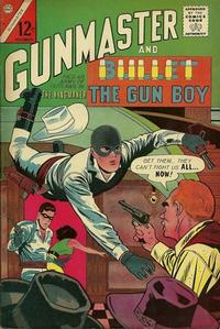 Cover Thumbnail for Gunmaster (Charlton, 1965 series) #86