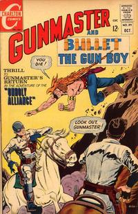 Cover Thumbnail for Gunmaster (Charlton, 1965 series) #89