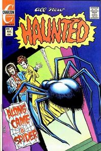 Cover Thumbnail for Haunted (Charlton, 1971 series) #7