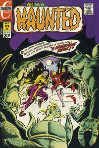 Cover Thumbnail for Haunted (Charlton, 1971 series) #11