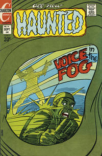 Cover Thumbnail for Haunted (Charlton, 1971 series) #14