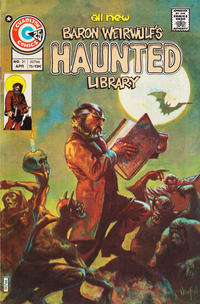 Cover Thumbnail for Haunted (Charlton, 1971 series) #21