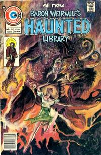 Cover Thumbnail for Haunted (Charlton, 1971 series) #24