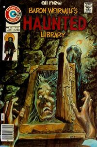 Cover Thumbnail for Haunted (Charlton, 1971 series) #25