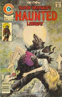 Cover Thumbnail for Haunted (Charlton, 1971 series) #26