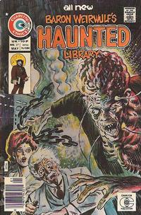 Cover Thumbnail for Haunted (Charlton, 1971 series) #27