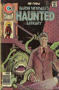Cover Thumbnail for Haunted (Charlton, 1971 series) #28