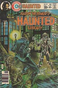 Cover Thumbnail for Haunted (Charlton, 1971 series) #29