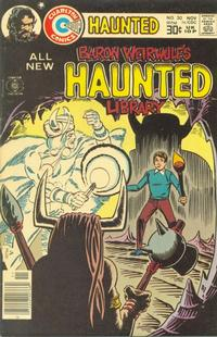 Cover Thumbnail for Haunted (Charlton, 1971 series) #30