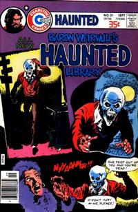 Cover Thumbnail for Haunted (Charlton, 1971 series) #31