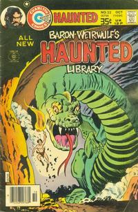 Cover Thumbnail for Haunted (Charlton, 1971 series) #32