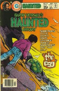 Cover Thumbnail for Haunted (Charlton, 1971 series) #35
