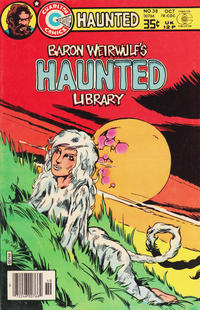 Cover Thumbnail for Haunted (Charlton, 1971 series) #38