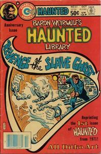 Cover Thumbnail for Haunted (Charlton, 1971 series) #51