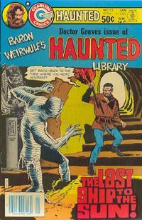 Cover Thumbnail for Haunted (Charlton, 1971 series) #53