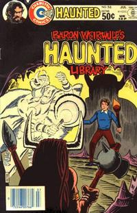 Cover Thumbnail for Haunted (Charlton, 1971 series) #56