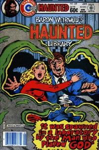 Cover for Haunted (Charlton, 1971 series) #59