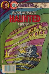 Cover Thumbnail for Haunted (Charlton, 1971 series) #60