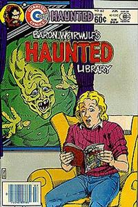 Cover Thumbnail for Haunted (Charlton, 1971 series) #62