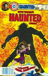 Cover Thumbnail for Haunted (Charlton, 1971 series) #67